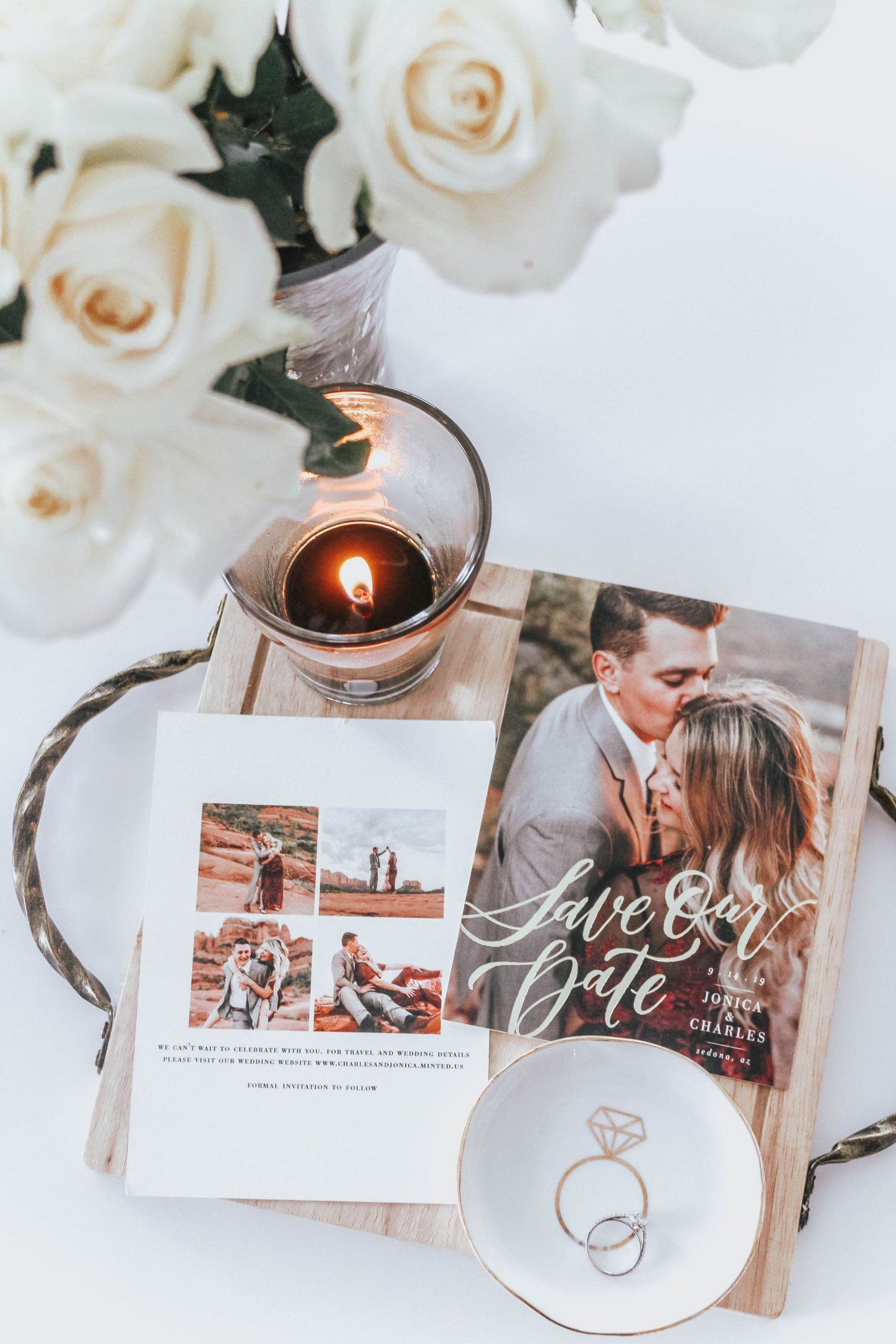 Minted Wedding Website.Save The Dates With Minted Sandy Toes Salty Hair
